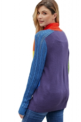 Beautiful Cross Back  Sweater